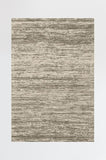 Machine Washable 2.5'x7' Solid Tonal Sand Rug Rug