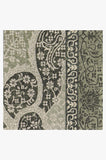 Machine Washable 2.5'x7' Tisa Sage Rug Rug