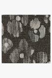 Machine Washable 2.5'x7' Ayana Charcoal Rug Rug