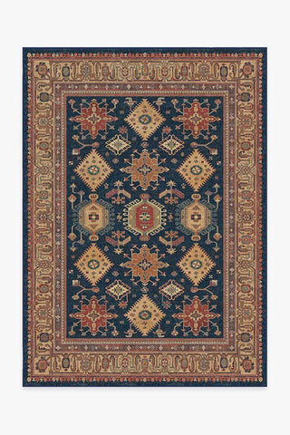 Verena Dark Wood Rug