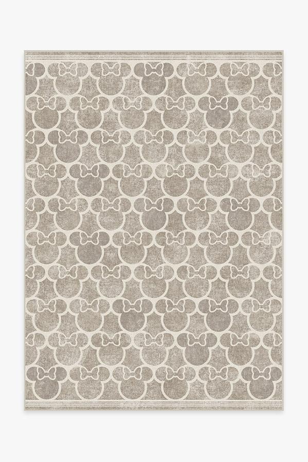 Minnie Trellis Ash Grey Rug