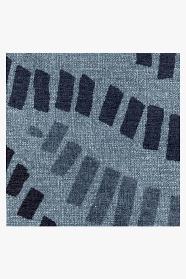 Machine Washable 5'x7' Naila Chambray Rug