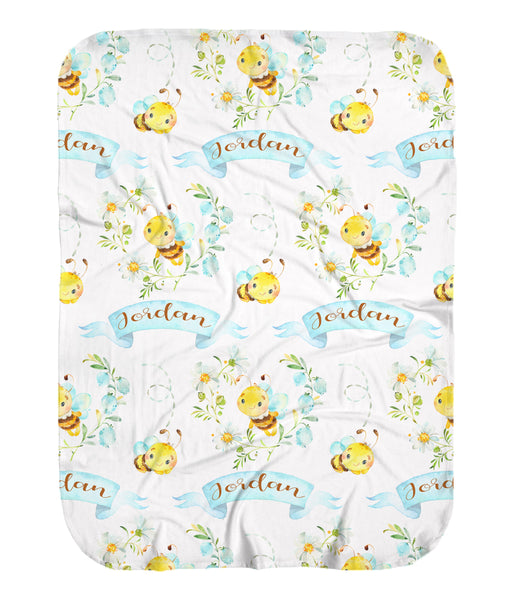 Bee Stretchy Swaddle