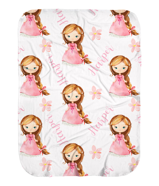 Princess Stretchy Swaddle