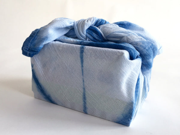 Shibori Tea Towel no. 109