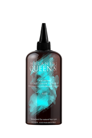 Revitalizing Secret Growth Serum - Melanin Queen's Organics