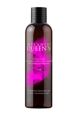 Intense Moisturizing Conditioning Wash - Melanin Queen's Organics