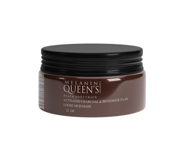 "DRY Melanin Queen's ""Black Don't Crack"" Mudd Mask"
