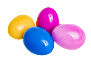 eco eggs Easter Eggs 12 count, 6 pack