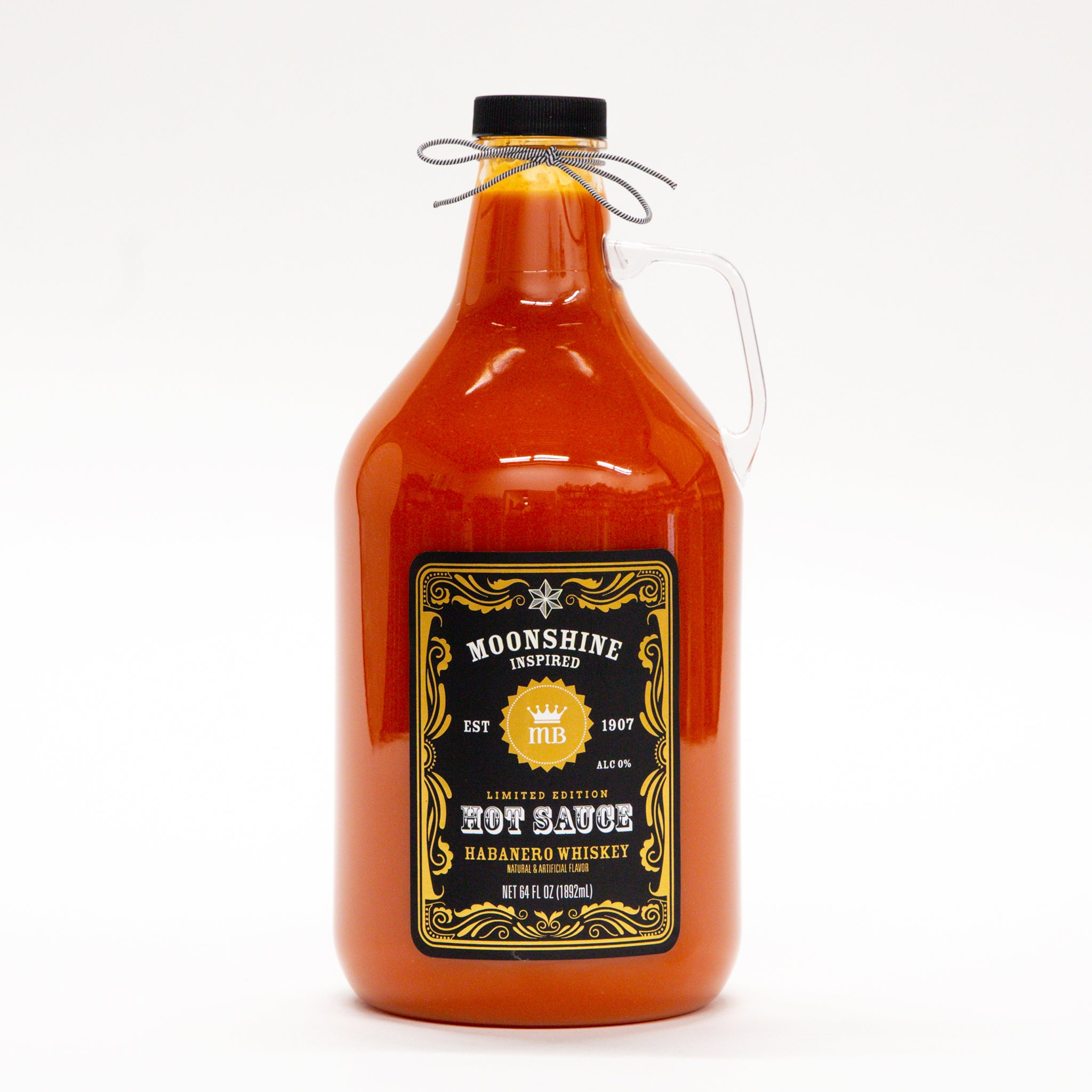 Hot Sauce Growler