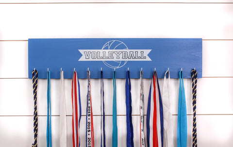 Volleyball Medal Holder - Large
