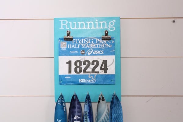 Running - Race Bib and Medal Holder