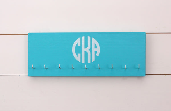 Monogrammed Medal Holder - Medium
