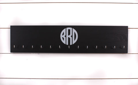 Monogrammed Medal Holder - Large