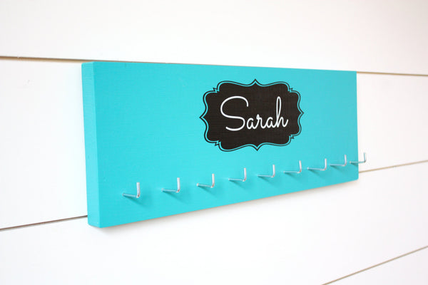 Personalized Medal Holder / Display - Medium - York Sign Shop - 2