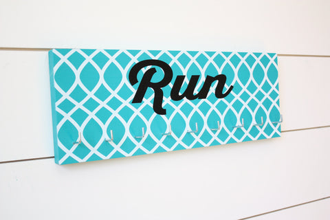 Running Medal Holder - Run - Medium - York Sign Shop - 1