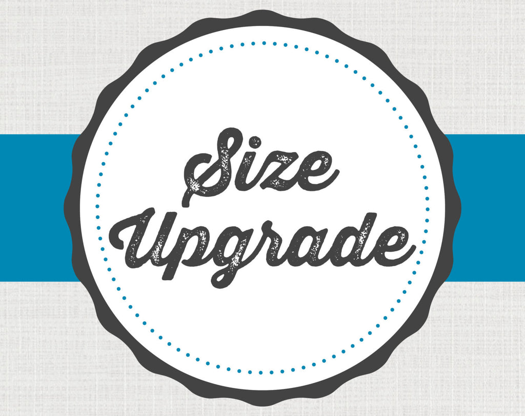 Size Upgrade Add-On - York Sign Shop