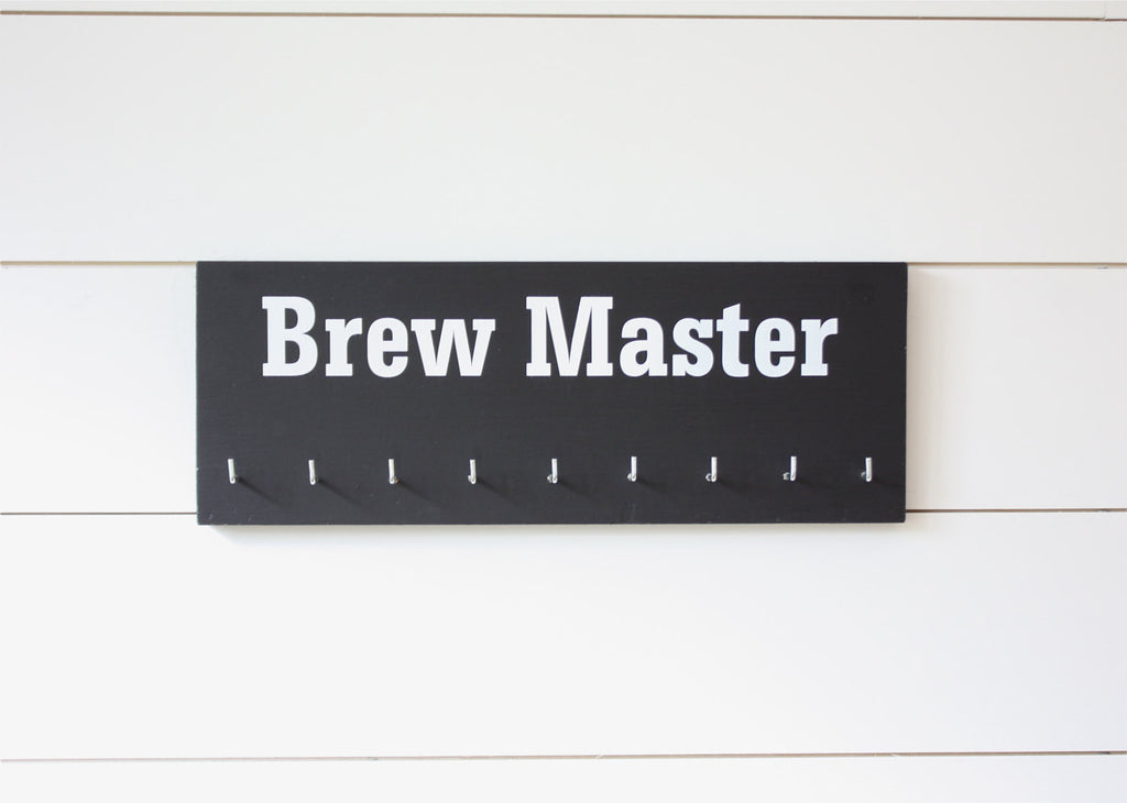 Medal Holder for Beer Brewers - Brew Master - Medium - York Sign Shop - 1