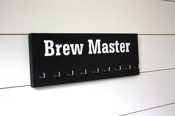 Medal Holder for Beer Brewers - Brew Master - Medium - York Sign Shop - 2