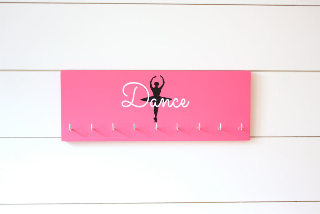Dance Medal Holder / Display - Medium - York Sign Shop - 1