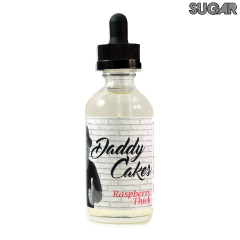 Raspberry Hickey 60ml by Daddy cakes