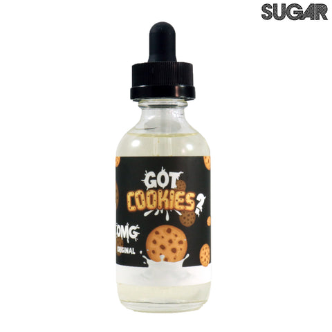 Got Cookies? Original by Fat Kid 60ml