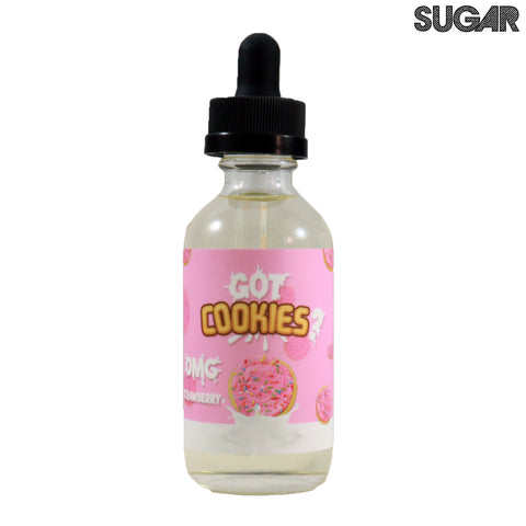 Got Cookies? Strawberry by Fat Kid 60ml