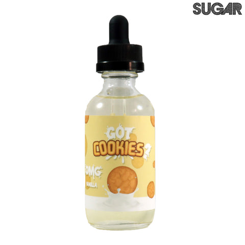 Got Cookies? Vanilla by Fat Kid 60ml