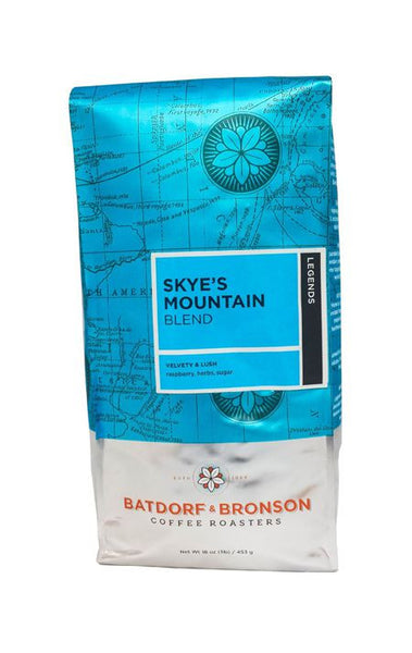 Batdorf & Bronson Coffee Roasters - Skye's Mountain Blend