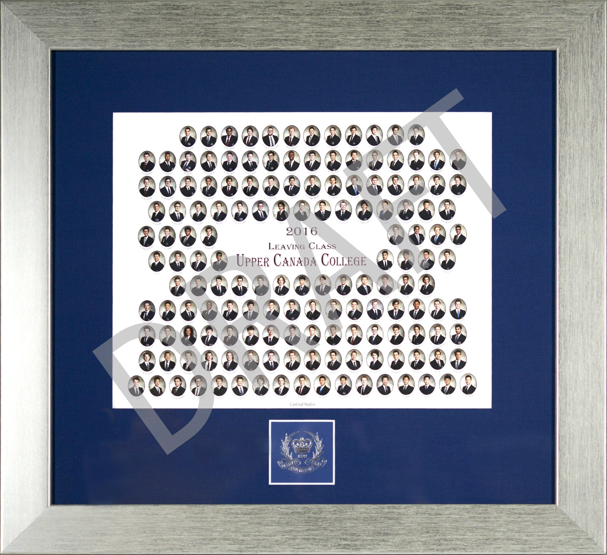 Grad Frames Upper Canada College Marketplace