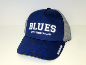 BLUES Snapback by Gongshow