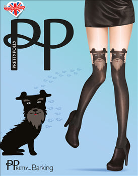 PRETTY BARKING TIGHTS