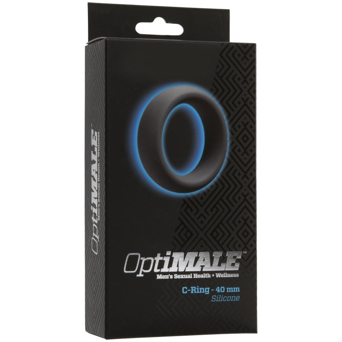 OPTIMALE - C-RING 40 MM SILICONE - SLATE