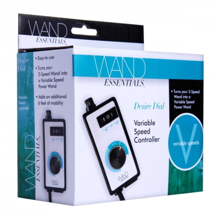WAND ESSENTIALS - VARIABLE SPEED CONTROL