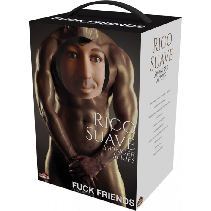 RICO SUAVE - FUCK FRIENDS - SWINGER SERIES - DOLL