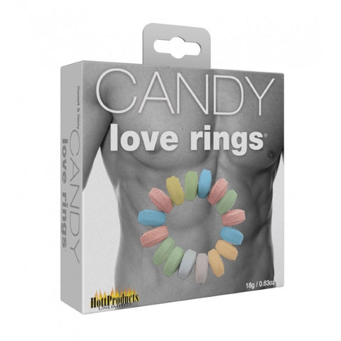 CANDY LOVE RINGS - 0.95OZ