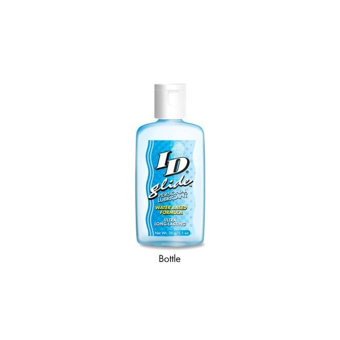 ID GLIDE H2O LUBRICANT NATURAL FEEL 1 OZ