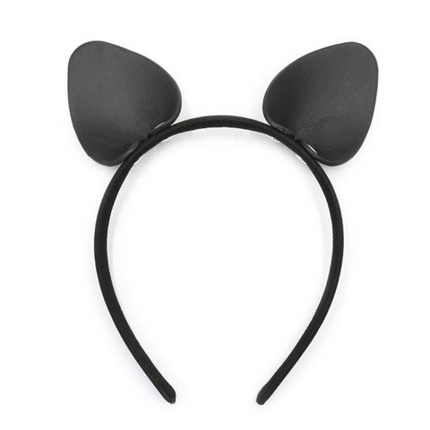 EARS CAT - BLACK