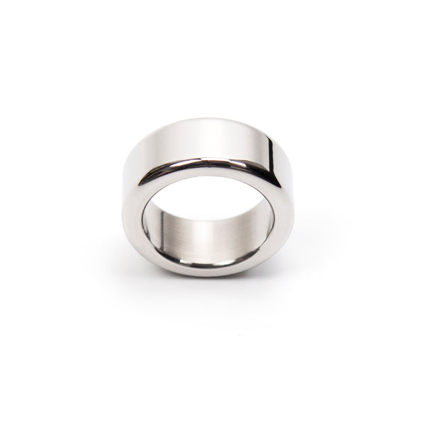 COCKRING STEEL RING - MEDIUM