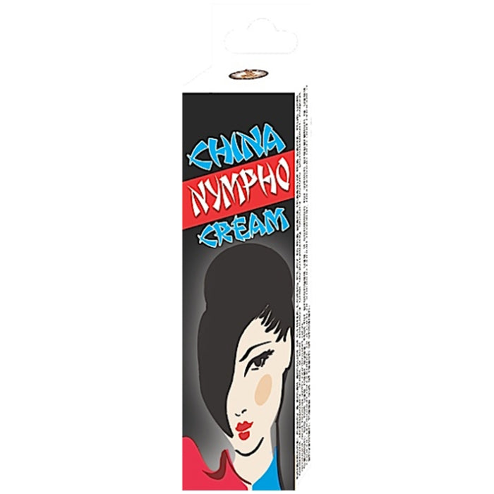 CHINA NYMPHO CREAM - SOFT PACKAGING