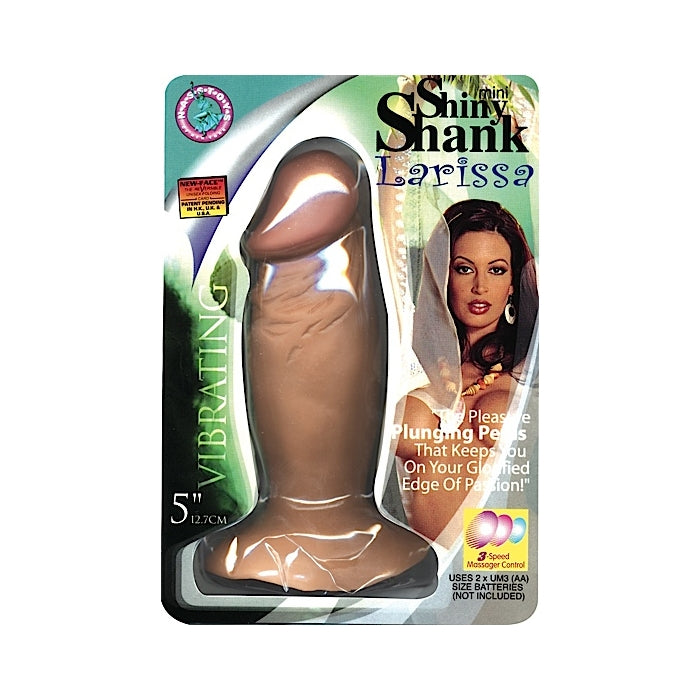 MINI SHANK-NON-VIBRATING-FLESH