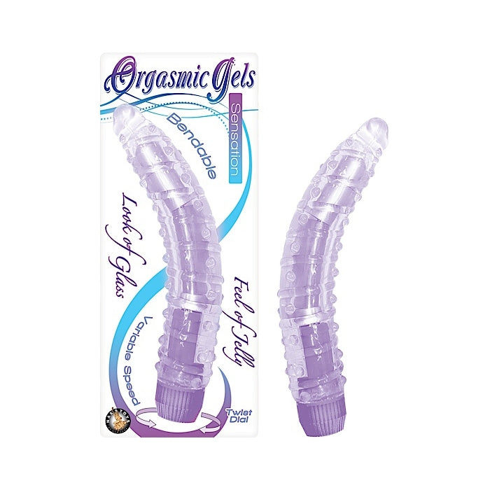 ORGASMIC GELS SENSATION - PURPLE