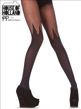 STALLEGTIGHT SPIKE MOCK HOLD UP TIGHTS