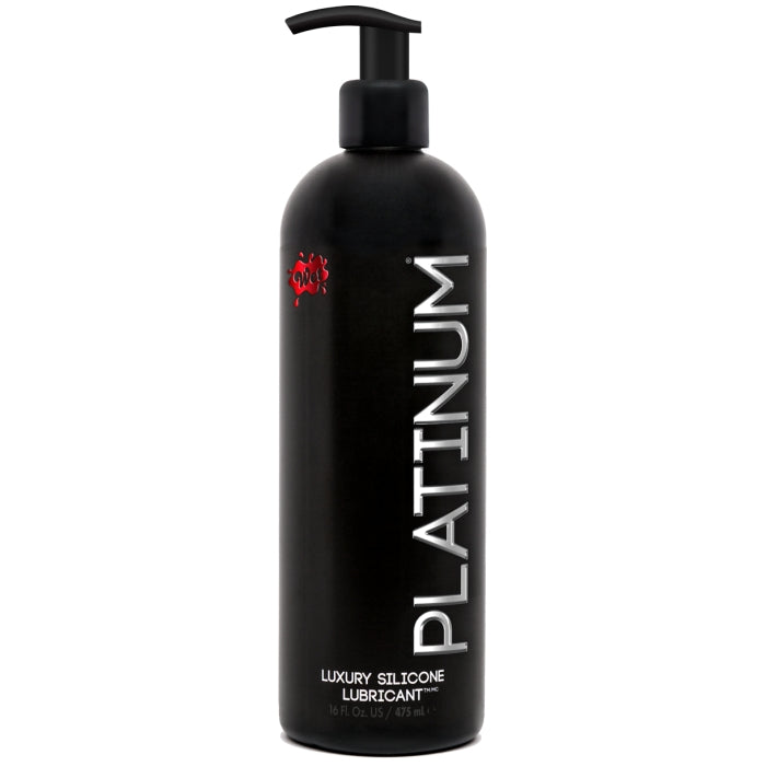 16OZ/475ML (PUMP) WET PLATINUM SILICONE