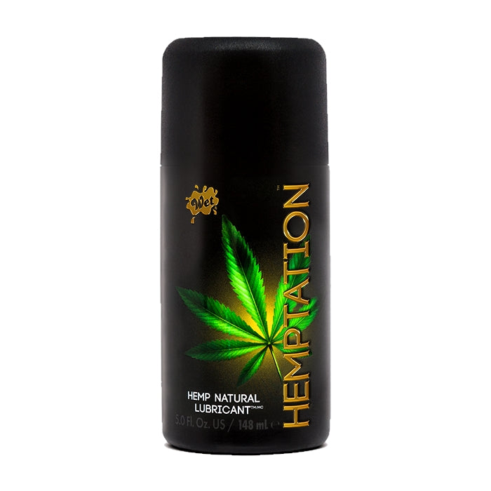 WET HEMP FORMULA LUBRICANT 5.0 FL.OZ/148ML