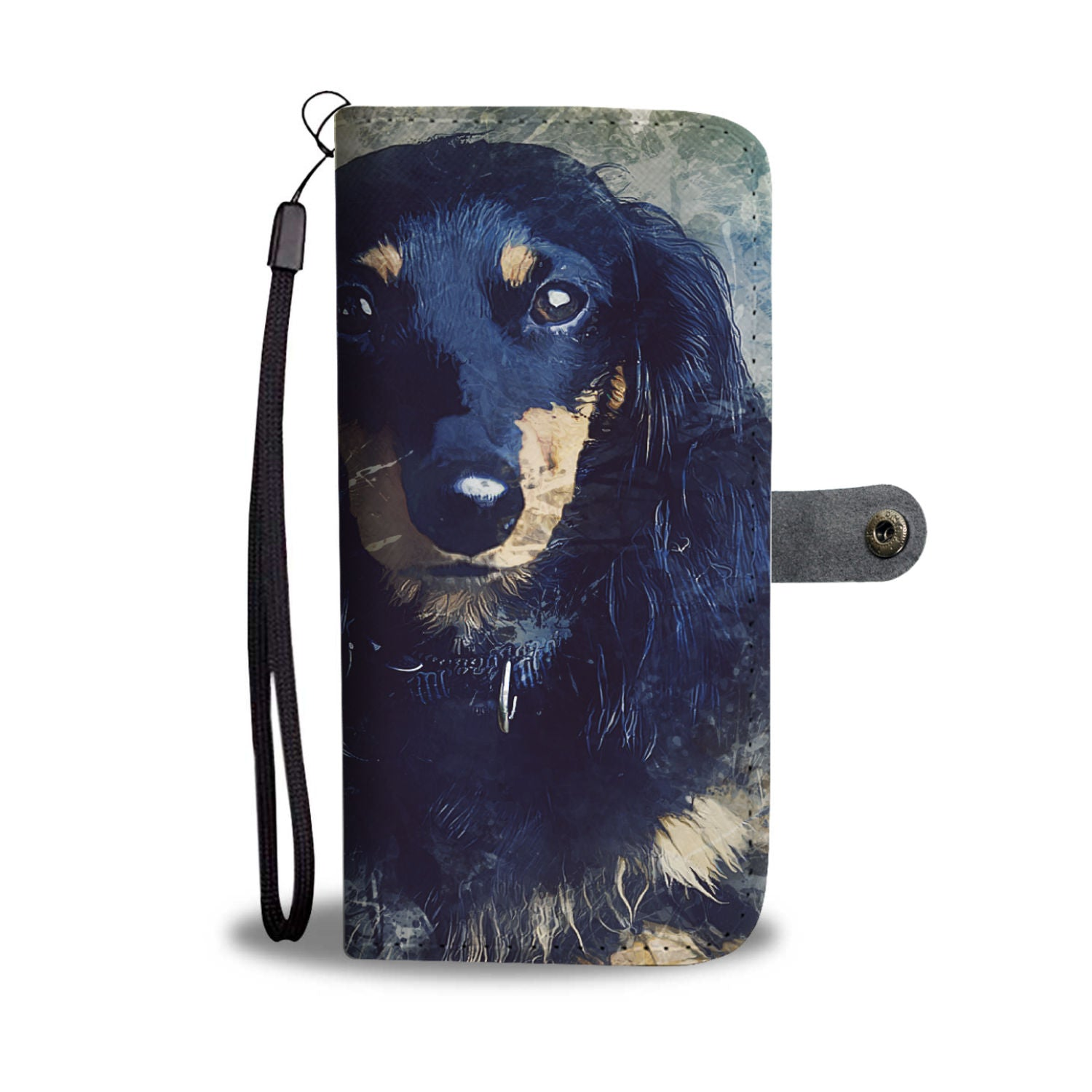 Dachshund Wallet Phone Case