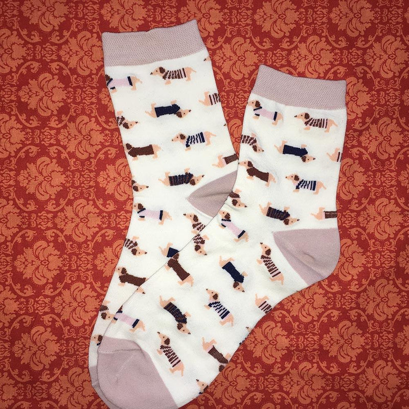 Dachshund Socks for Doxie Lovers