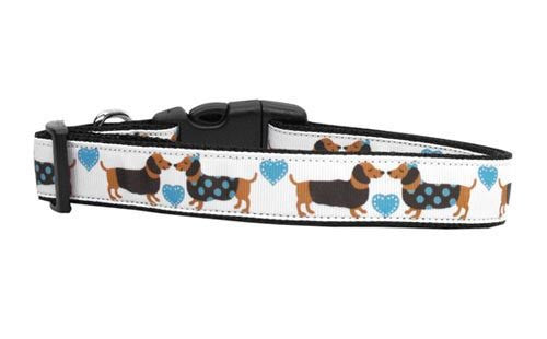 Adorable Dachshund Love Collar for Dachshund Lovers