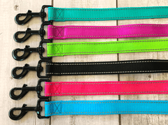 5 Foot Reflective Leash (We Match the Color For You)