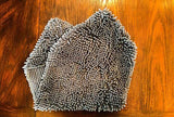Microfiber Dog Towel for Dirty Dogs